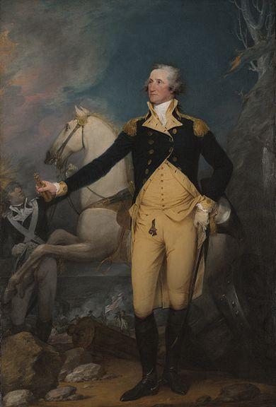 02 janvier 1777: bataille d'Assunpink Creek lors de la guerre d'indépendance des États-Unis Genera10