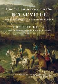 Livre « D'Yauville. Une vie au service du Roi » Index11