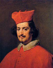 19 novembre 1650: Camillo Astalli-Pamphili Ludovi13