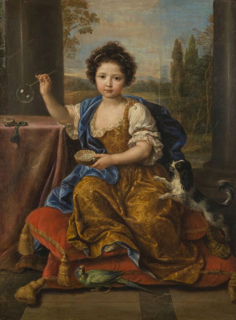 12 novembre 1674: Louise-Marie de Bourbon Mademo13