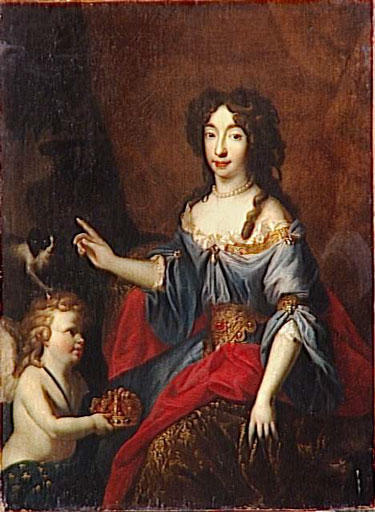 28 novembre 1660: Naissance de Marie-Anne de Bavière Maria_16