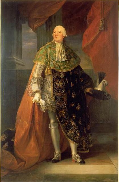 07 novembre 1793: Louis-Philippe de Bourbon, duc d'Orléans (Philippe Égalité)   Portra10