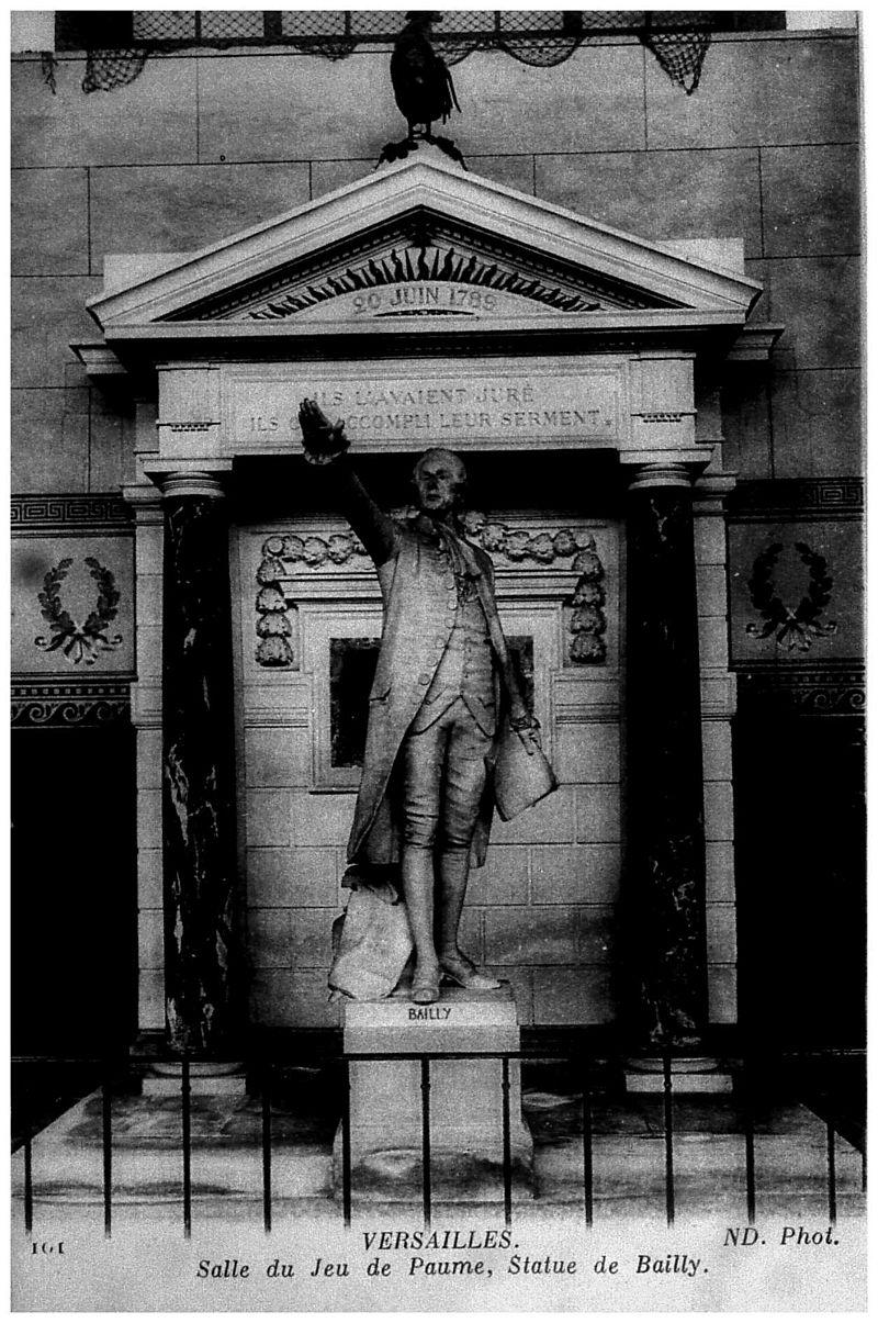 12 novembre 1793: Bailly est à son tour guillotiné Saint_10