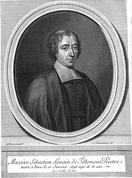 30 novembre 1637: Naissance de Louis-Sébastien Le Nain de Tillemont Tillem10
