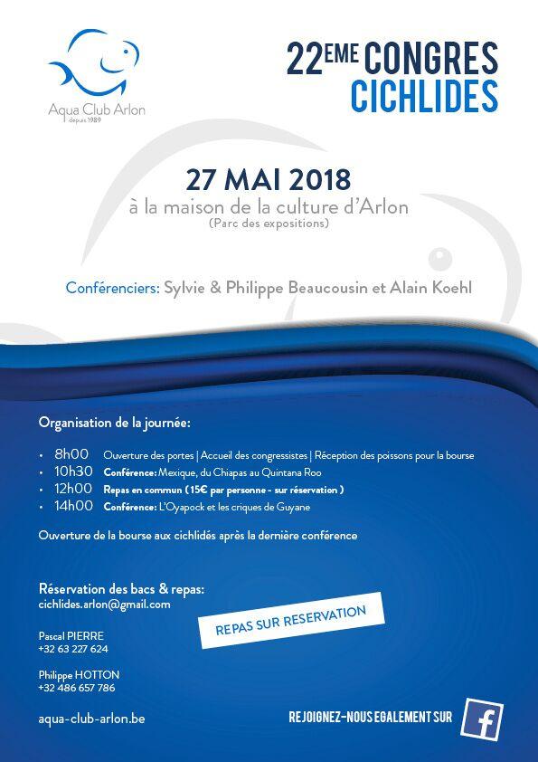 22eme congrès d'Arlon,  27 mai 2018 Aca-af12