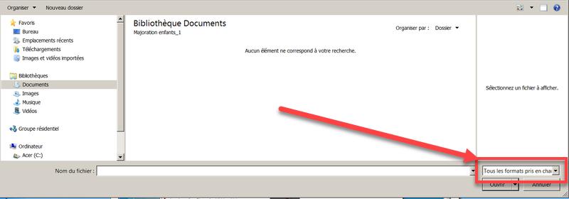 Problème envoi de documents scannés 2018-018