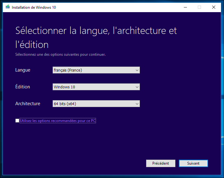 windows 10 en panne totale 210