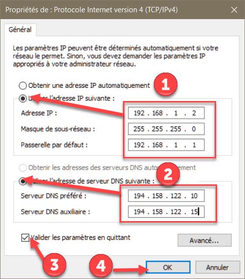 [résolu]brancher un modem routeur à la place de ma Bbox - Page 2 Bb10