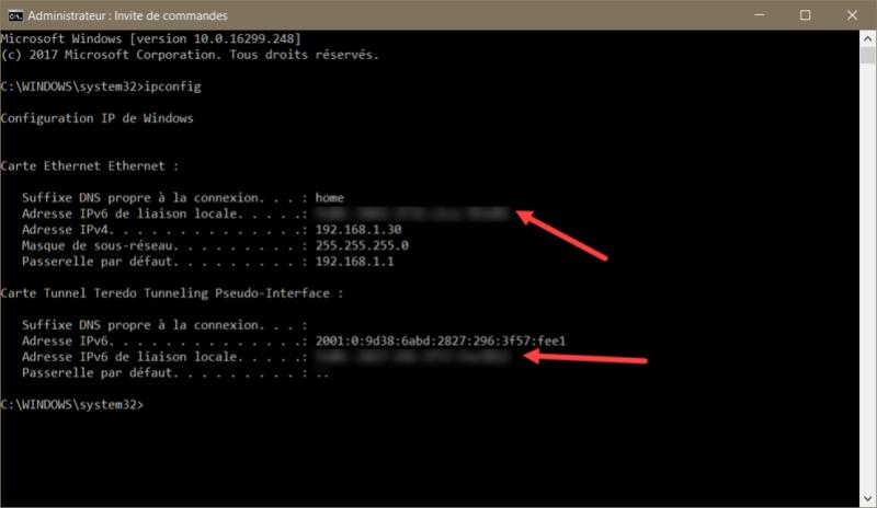 [résolu]brancher un modem routeur à la place de ma Bbox Ip10