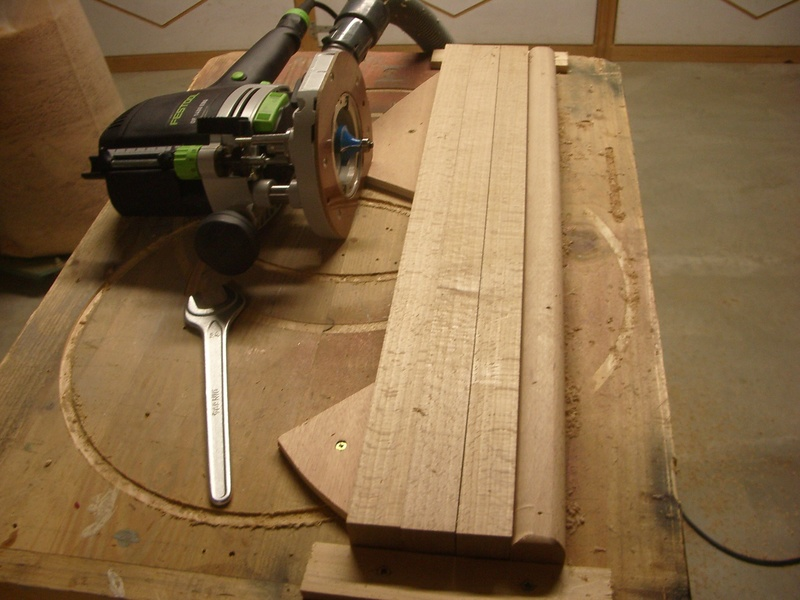 fabrication d'un tabouret de cuisine en bois-metal Imgp6442