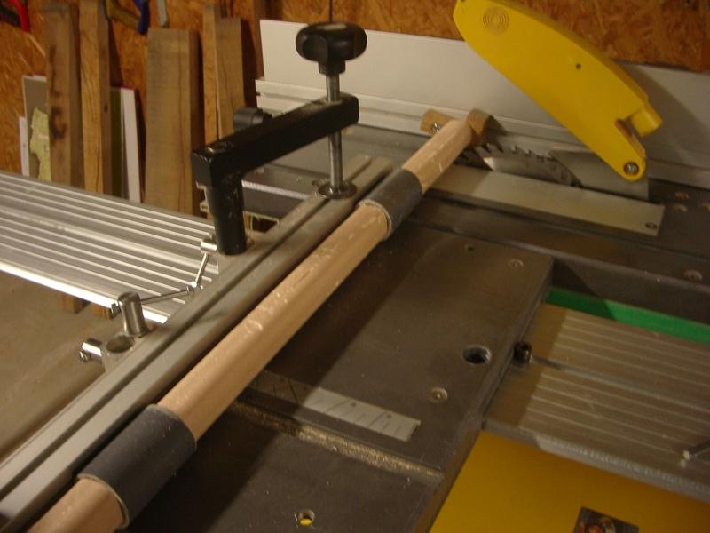 fabrication d'un tabouret de cuisine en bois-metal Imgp6444