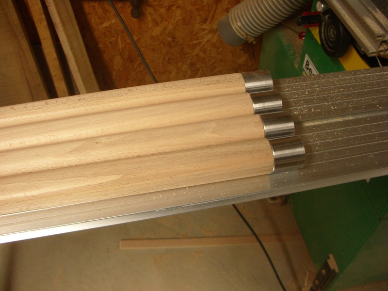fabrication d'un tabouret de cuisine en bois-metal Imgp6447