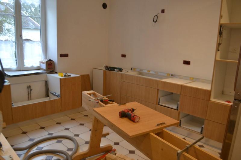 Création d'une cuisine haut de gamme - Page 6 Suppor10
