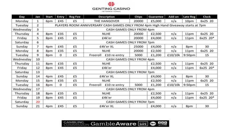 Genting Resortsworld January Programme (Part 1) Gic_ja10