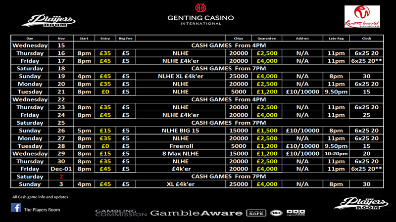 Genting Resortsworld - New Schedule starts TODAY! Gic_no10