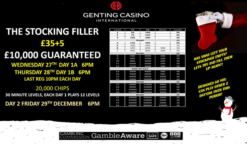 Genting Resortsworld December Schedule Stock_11