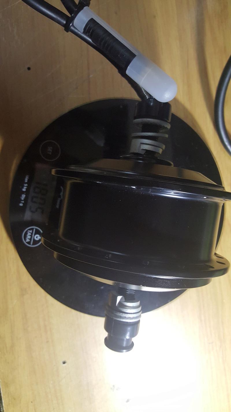 """Busco kit eléctrico trasero completo para rueda 26"""" de montaña. 20180510"""