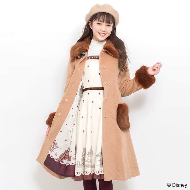 [Japon] La collection de vêtements Secret Honey 7sl77610
