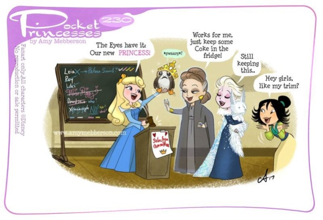 [Dessins humoristiques] Amy Mebberson - Pocket Princesses - Page 39 Img_8418