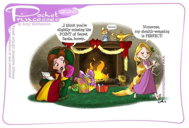 [Dessins humoristiques] Amy Mebberson - Pocket Princesses - Page 39 Img_8420