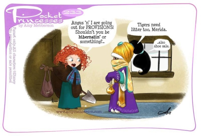 [Dessins humoristiques] Amy Mebberson - Pocket Princesses - Page 39 Img_8616