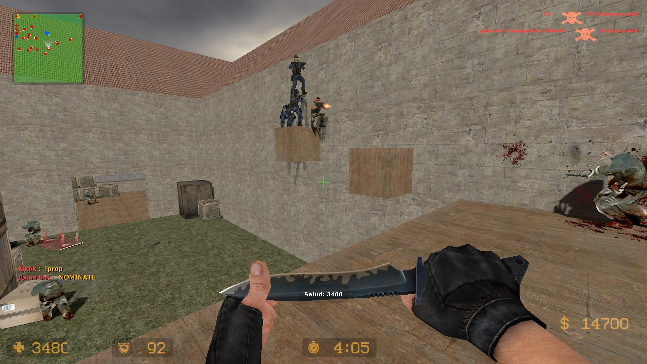 Imagenes & Videos [TeK Clan] CS:Source 240_sc10