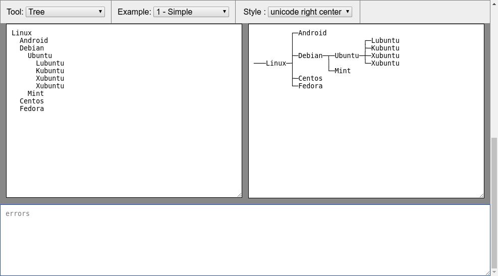Diagon: Générateur d'ASCII art interactif. 2018-028