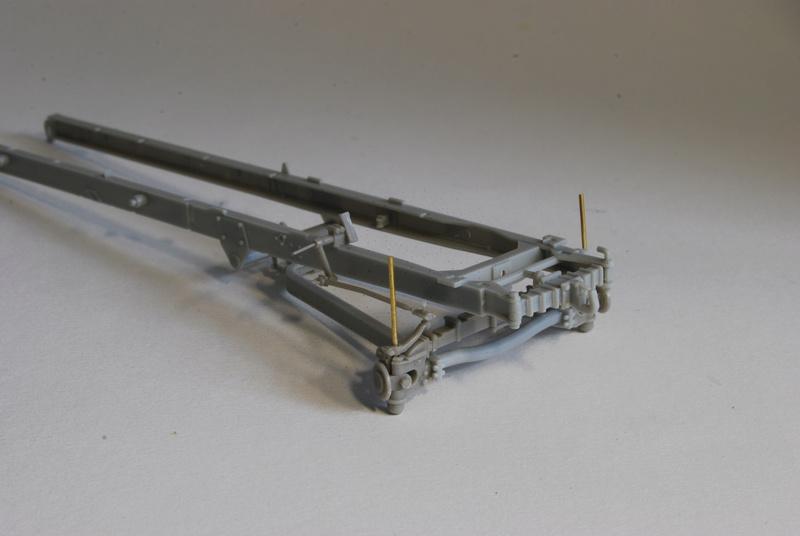 Scammel R100 Heavy Tractor Artillery - Thunder Model & Resicast 1/35 Dsc_0111