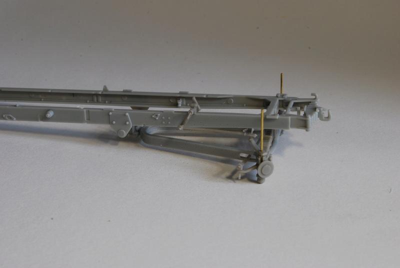 Scammel R100 Heavy Tractor Artillery - Thunder Model & Resicast 1/35 Dsc_0112