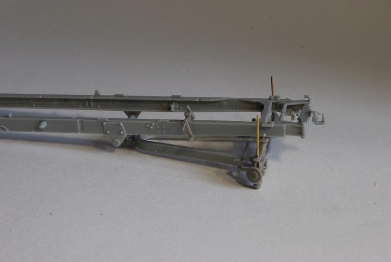 Scammel R100 Heavy Tractor Artillery - Thunder Model & Resicast 1/35 Dsc_0113
