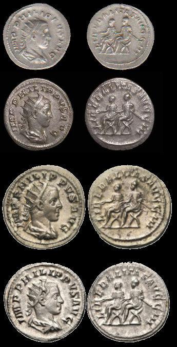 Philippe II simple détail ou variété ?  Compos10