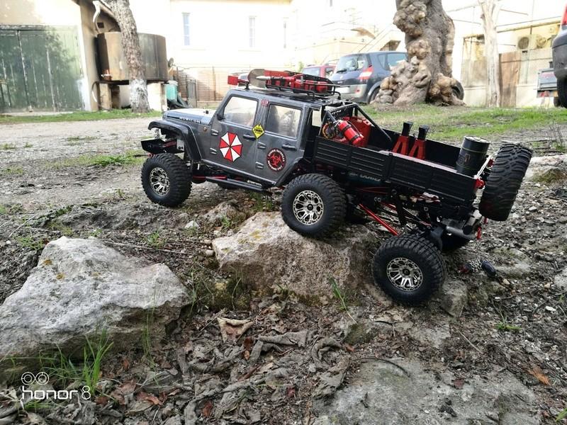 Jeep 6x6 sur base scx10 - Page 2 2018-111