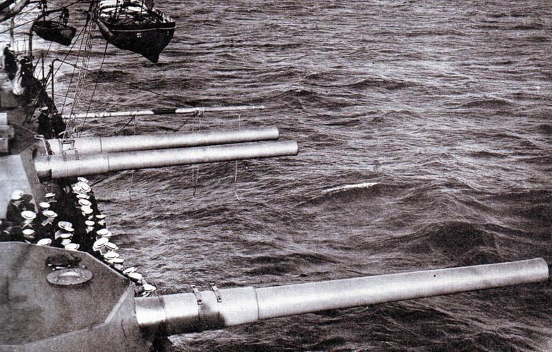 HMS Lord Nelson 1906 (Hobby Boss 1/350°) de horos 28-gun10
