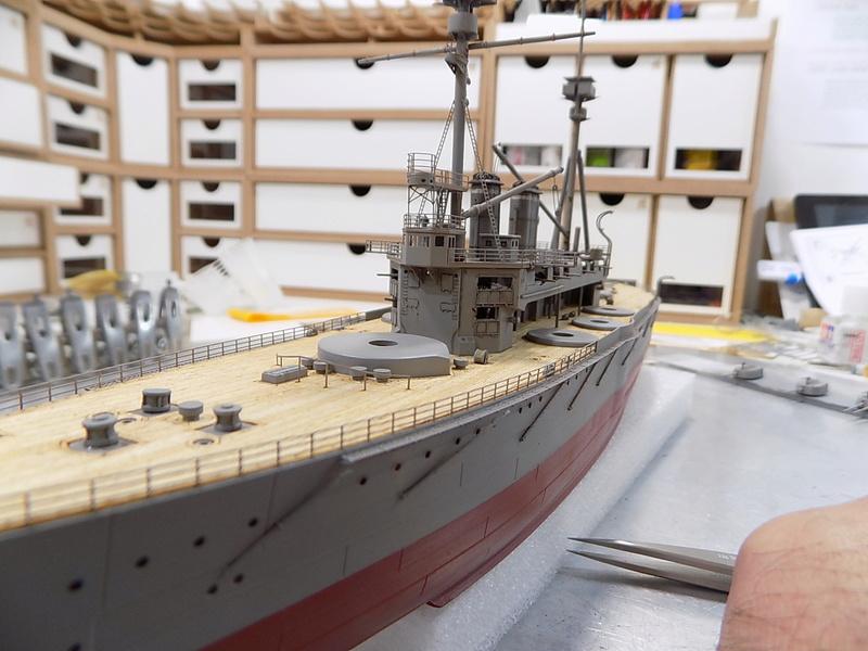 HMS Lord Nelson (Hobby Boss 1/350°) par horos - Page 3 Dscn0912