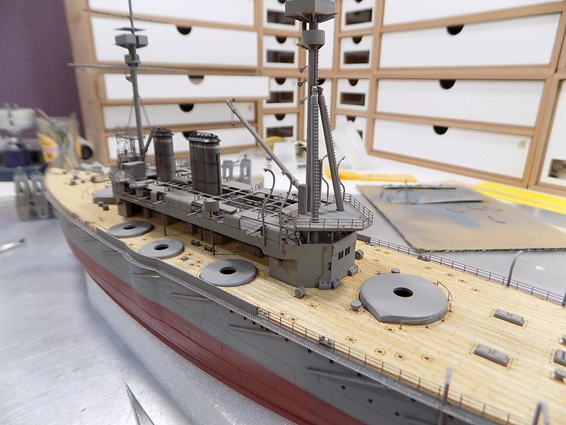 HMS Lord Nelson (Hobby Boss 1/350°) par horos - Page 3 Dscn0913