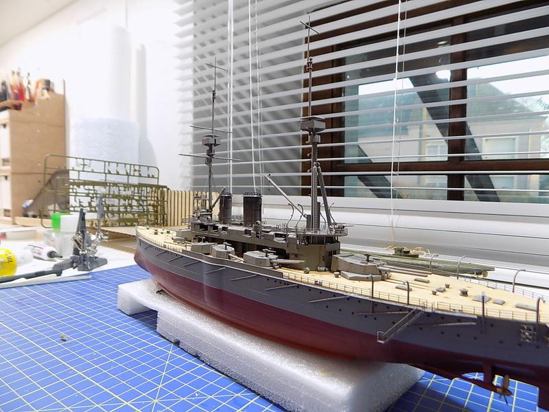 HMS Lord Nelson (Hobby Boss 1/350°) par horos - Page 3 Dscn0915
