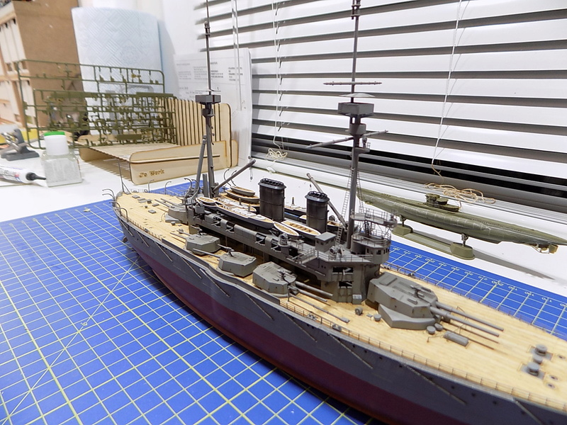 HMS Lord Nelson (Hobby Boss 1/350°) par horos - Page 3 Dscn0919