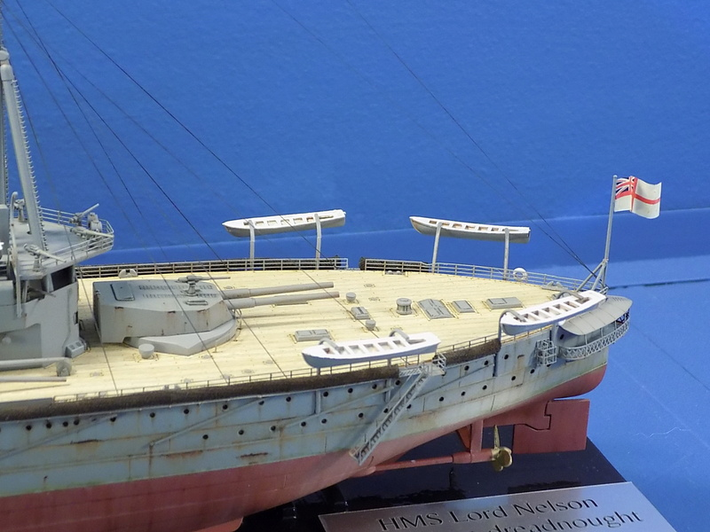HMS Lord Nelson 1906 (Hobby Boss 1/350°) de horos Dscn1040