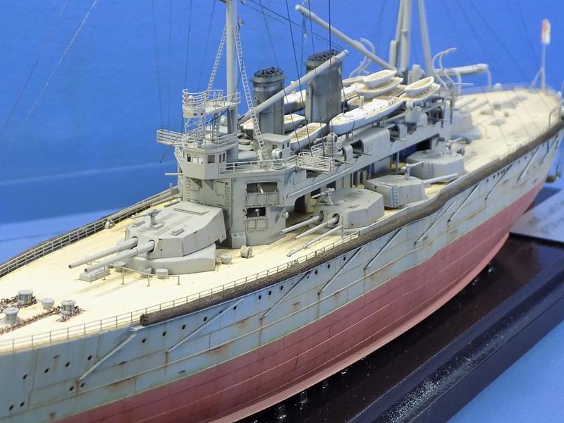 HMS Lord Nelson 1906 de Hobby Boss au 1/350ème Dscn1042