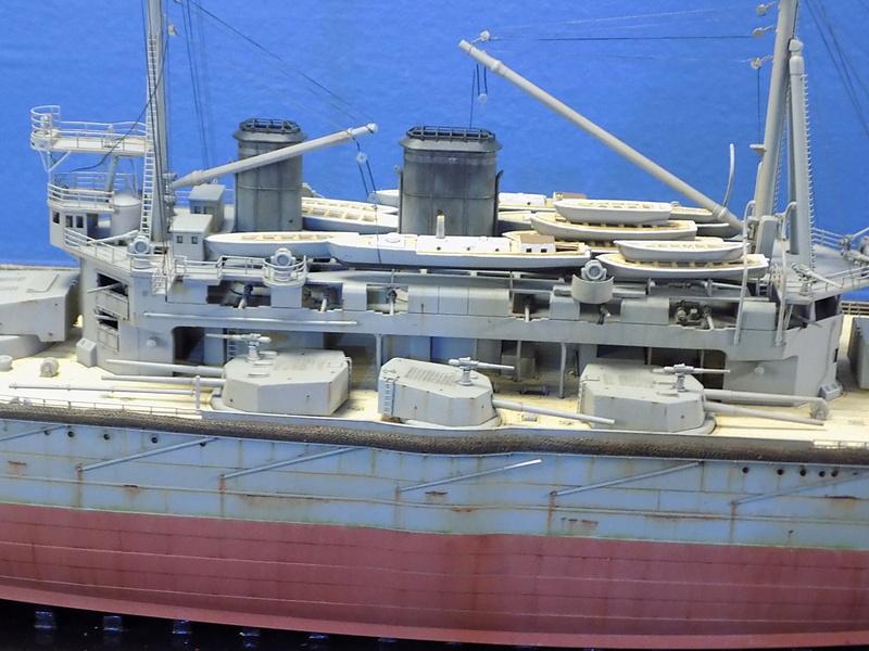 HMS Lord Nelson 1906 (Hobby Boss 1/350°) de horos Dscn1043