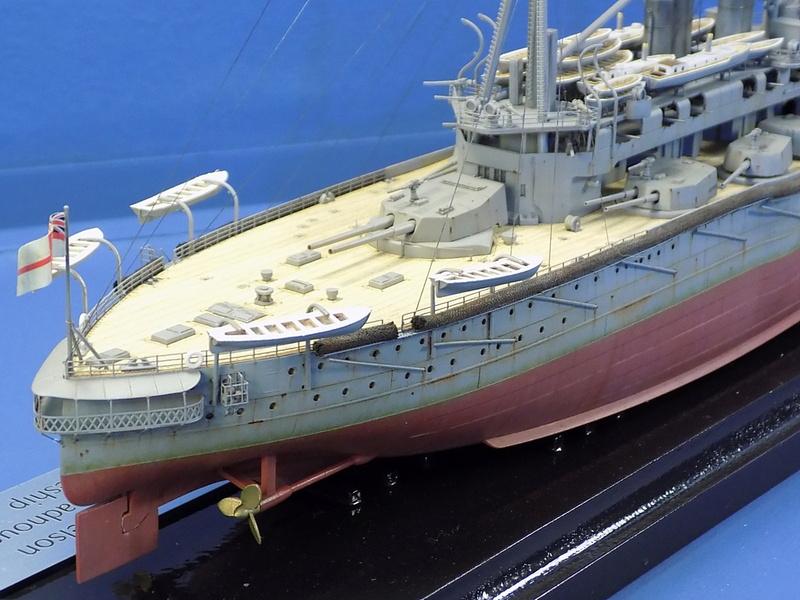 HMS Lord Nelson 1906 de Hobby Boss au 1/350ème Dscn1044