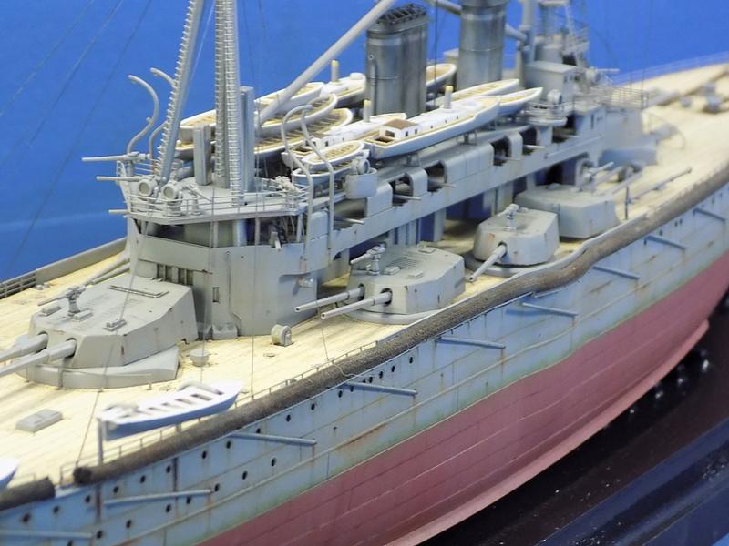 HMS Lord Nelson 1906 de Hobby Boss au 1/350ème Dscn1046