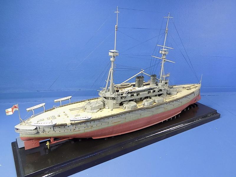 HMS Lord Nelson 1906 de Hobby Boss au 1/350ème Dscn1047