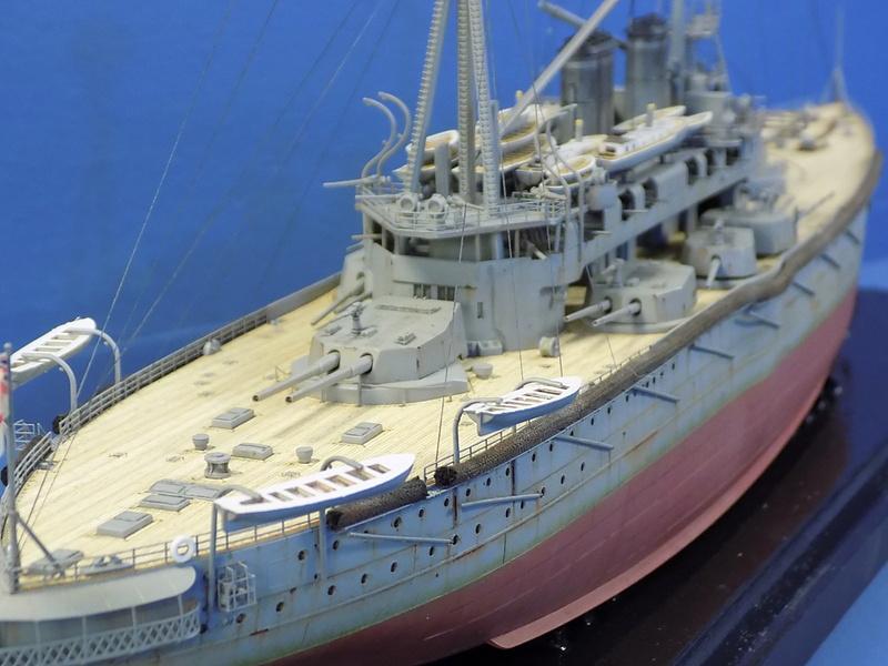 HMS Lord Nelson 1906 (Hobby Boss 1/350°) de horos Dscn1048