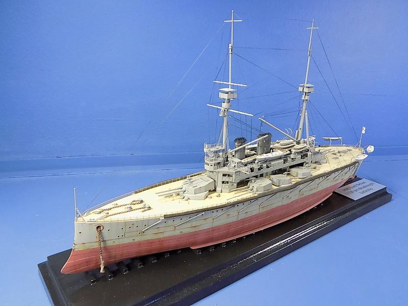 HMS Lord Nelson 1906 (Hobby Boss 1/350°) de horos Dscn1049