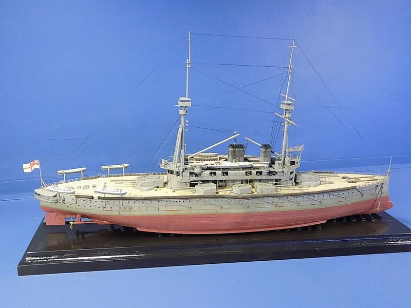 HMS Lord Nelson 1906 (Hobby Boss 1/350°) de horos Dscn1050