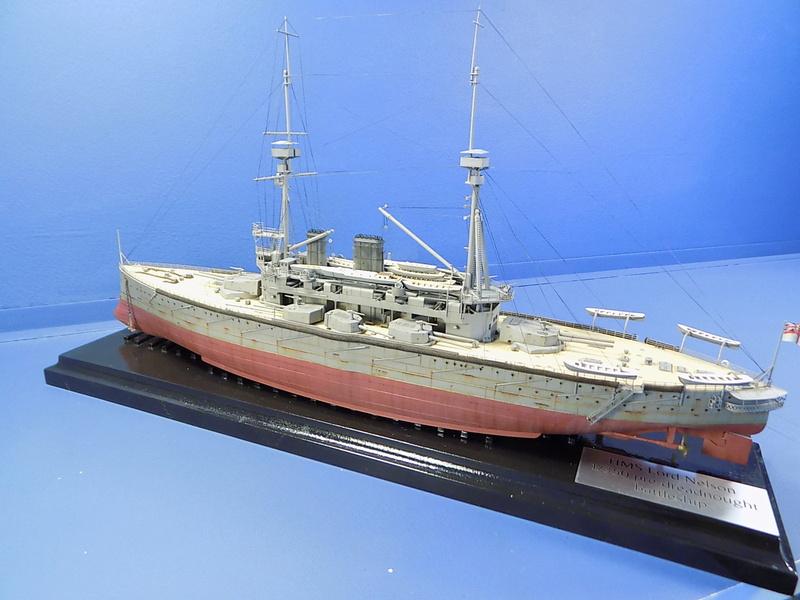 HMS Lord Nelson 1906 de Hobby Boss au 1/350ème Dscn1051