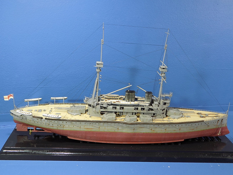 HMS Lord Nelson 1906 de Hobby Boss au 1/350ème Dscn1052
