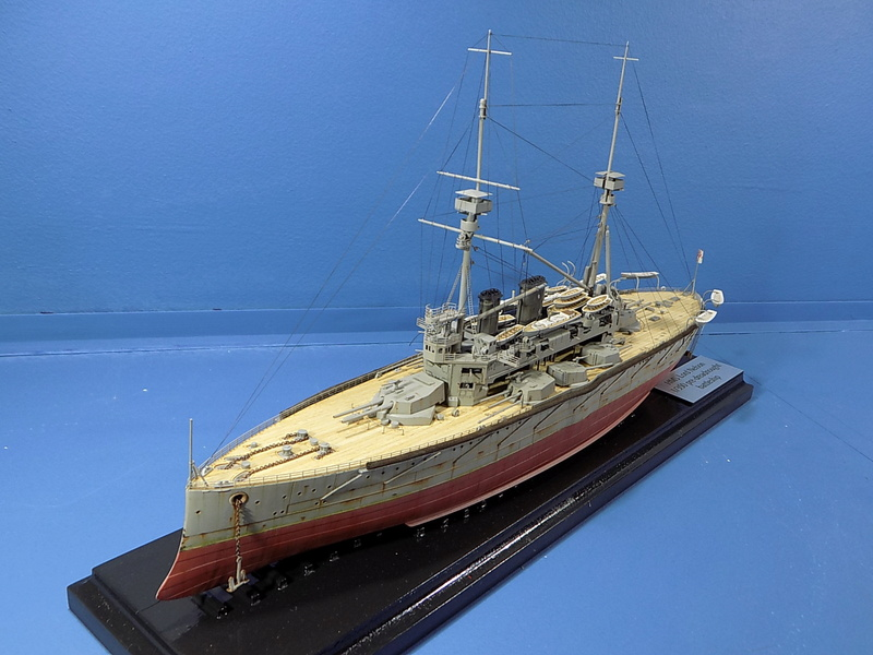 HMS Lord Nelson 1906 (Hobby Boss 1/350°) de horos Dscn1059