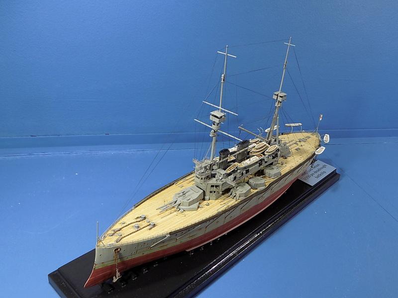 HMS Lord Nelson 1906 de Hobby Boss au 1/350ème Dscn1061